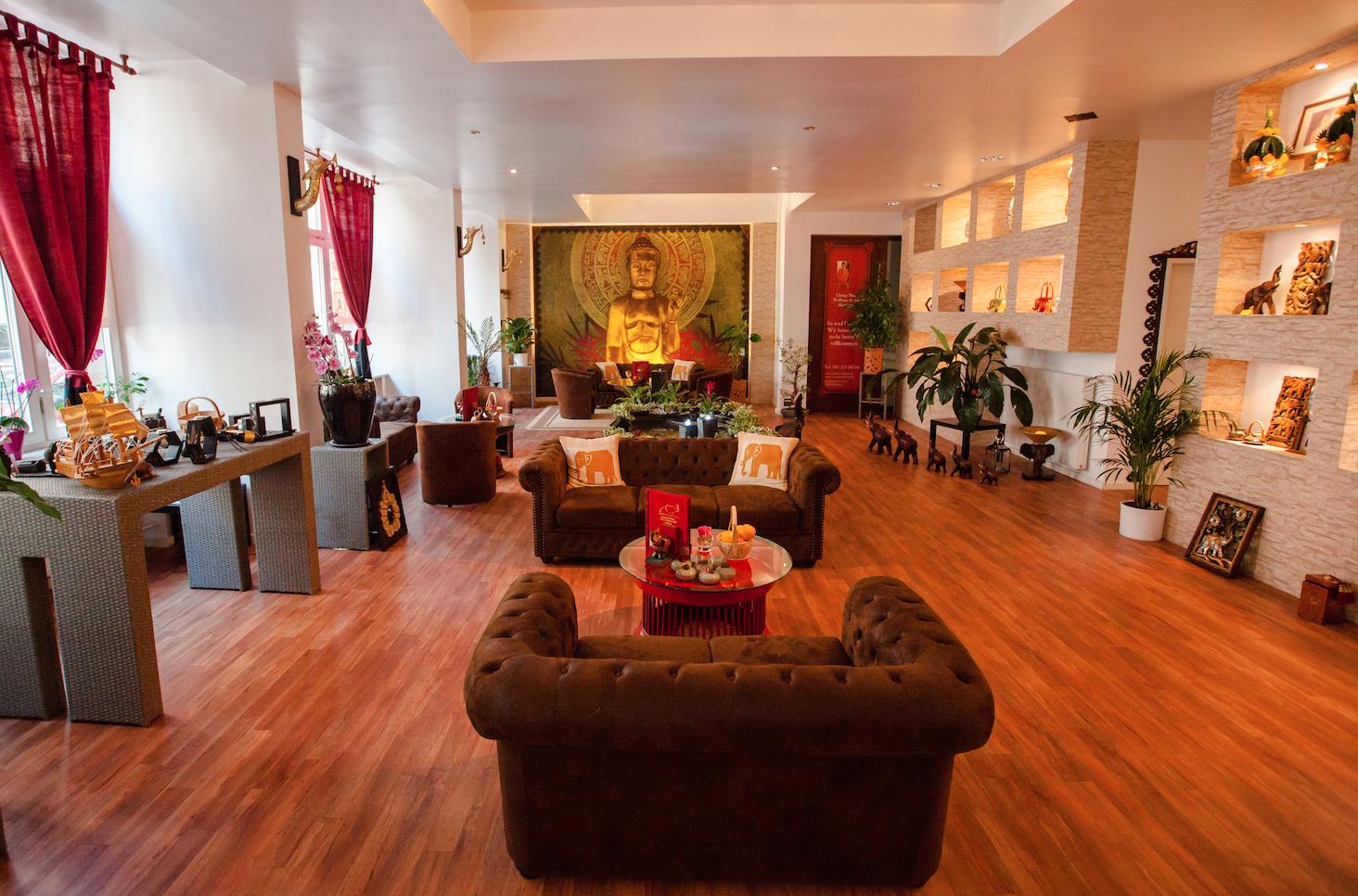 Hamburg thai massage Dokmai Wellness